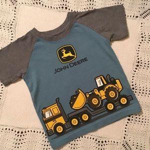John Deere Shirts & Tops - John Deere Front Loader Tee